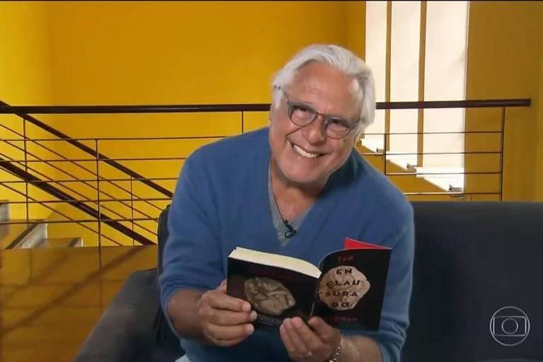 O ator Antonio Fagundes