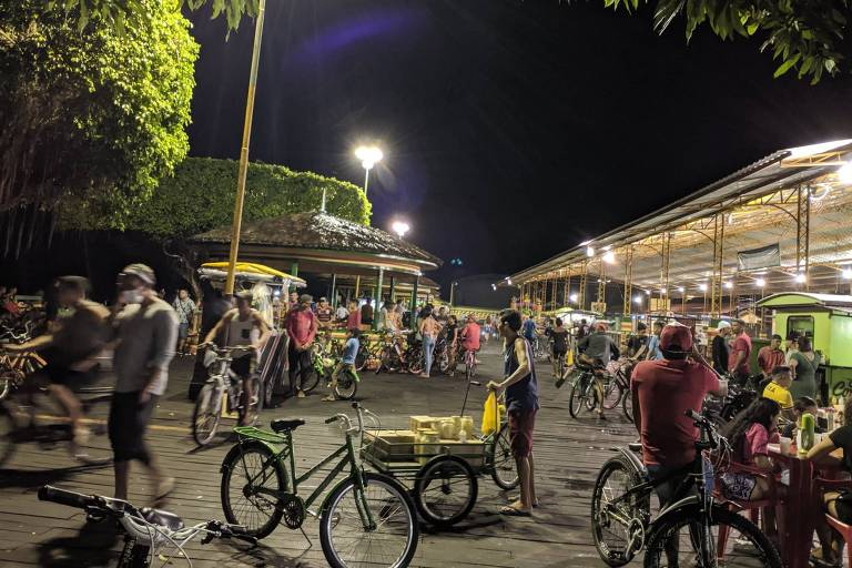 Amapaenses se refugiam em ilha no Pará para fugir de efeitos do apagão