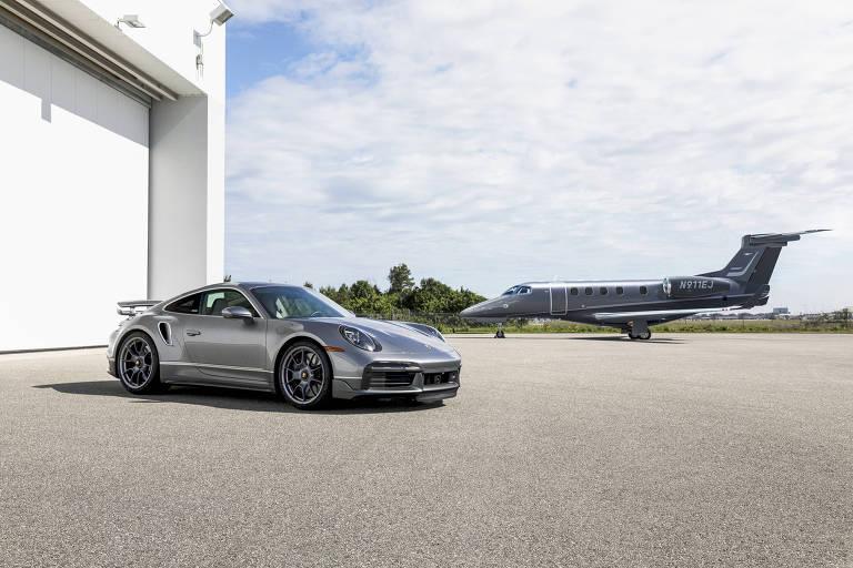 Duet, projeto da Embraer com a Porsche