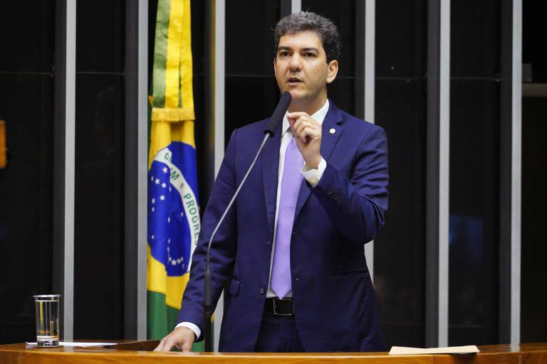 O deputado federal Eduardo Braide (Podemos-MA), que é candidato à Prefeitura de São Luís