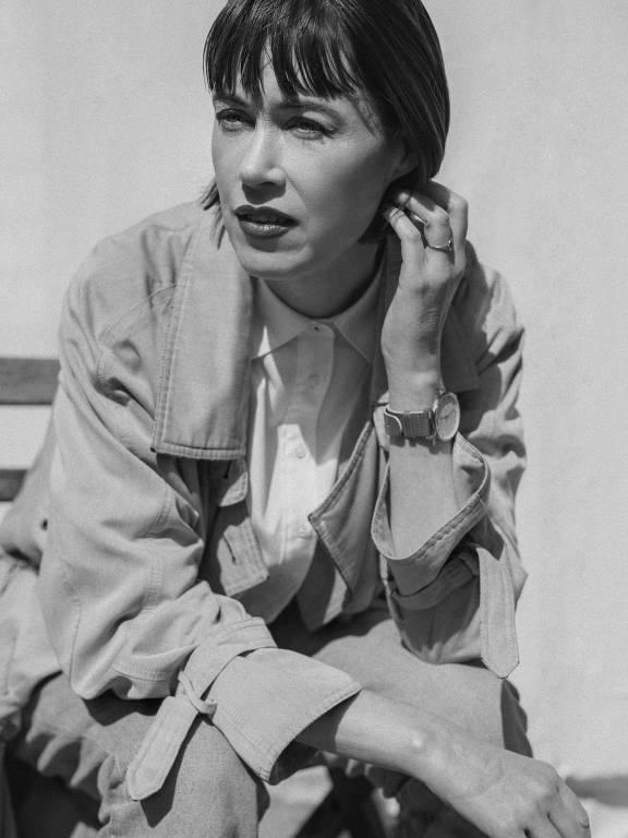 A escritora sueca Linda Boström Knausgaard