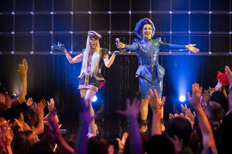 """Alexia Twister e Gloria Groove apresentam o reality """"Nasce uma Rainha"""", da Netflix"""
