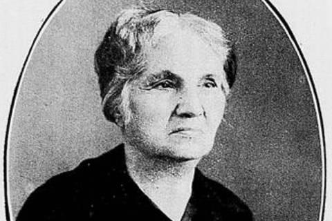 Sufragista brasileira Leolinda Daltro