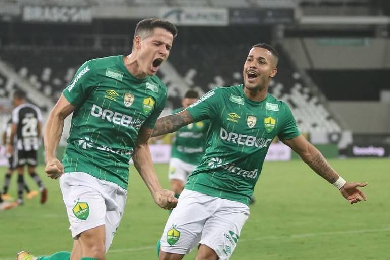 Surpresas da Copa do Brasil, América-MG e Cuiabá apostam em gestão empresarial