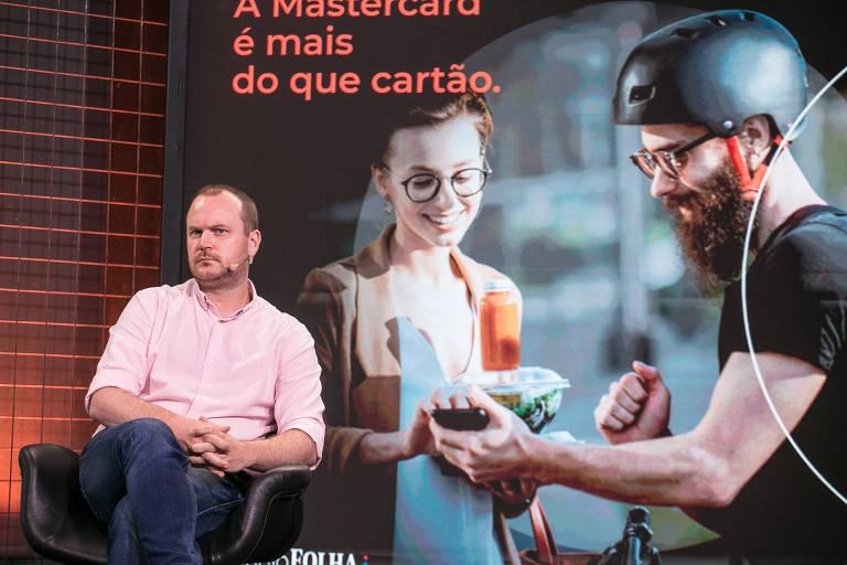 Felipe Magrim, diretor de Relações Governamentais da Mastercard Brasil e Cone Sul