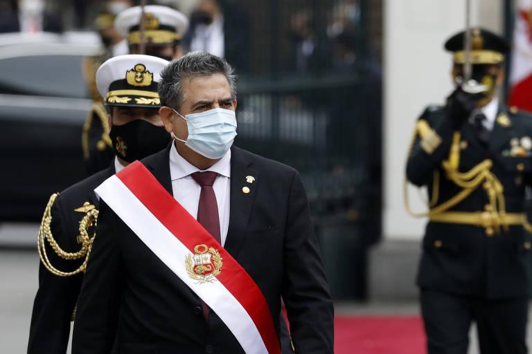 O que está acontecendo no Peru?