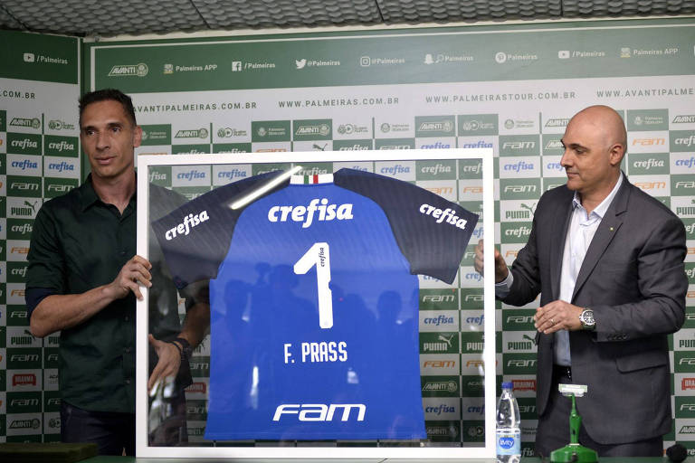 Contra o Ceará, Palmeiras revê herói de seu último título da Copa do Brasil