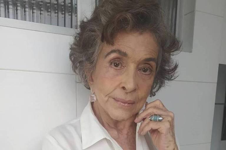 Aguinaldo Silva celebra os 80 anos de Betty Faria, a sua Tieta
