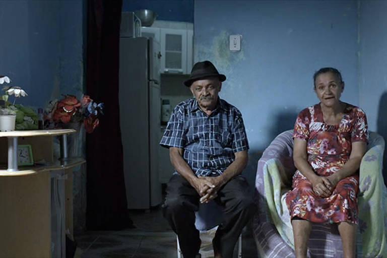 """Cena do documentário """"Sem Descanso"""", de Bernard Attal"""