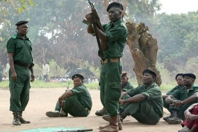 Táticas dos jihadistas têm sido comparadas ao que fazia o grupo rebelde Renamo durante a guerra civil