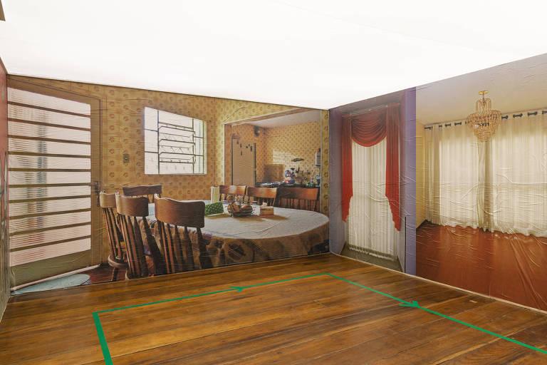 Exposição 'Casas do Brasil: conexões paulistanas' no Museu da Casa Brasileira