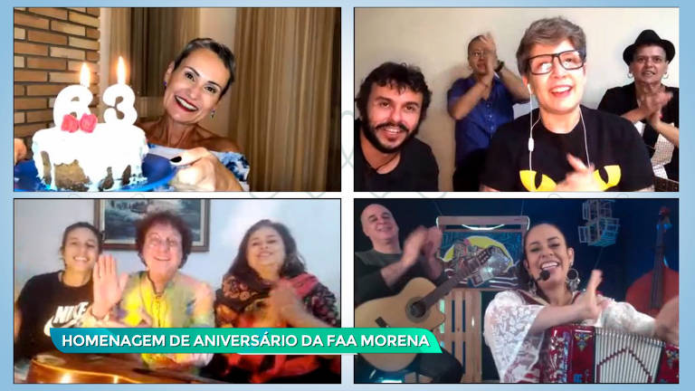 Programa Ritmo Brasil 2020