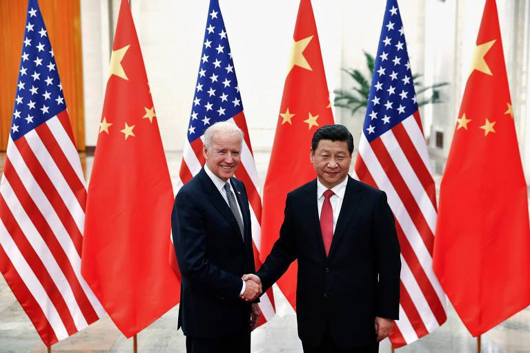 China, China, China, Rússia