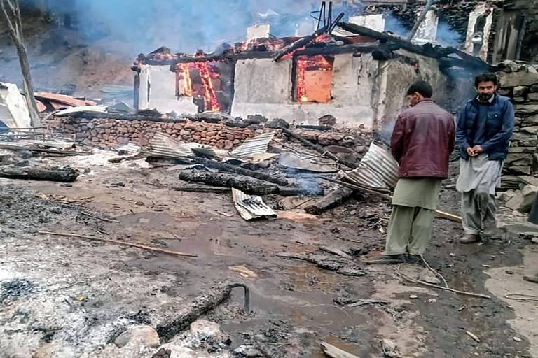 Troca de fogo entre Índia e Paquistão deixa 14 mortos em região disputada