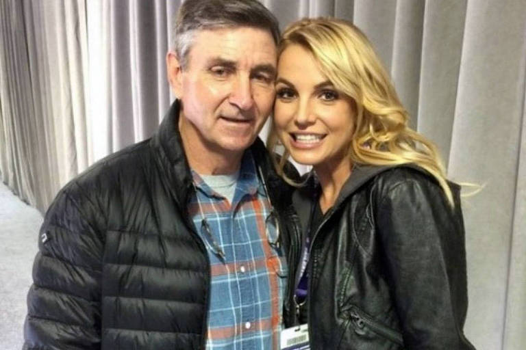 Pai de Britney Spears diz que 'tribunal errou' em afastá-lo da tutela