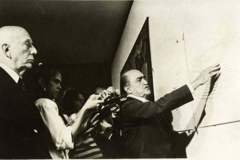 A arquitetura de Oscar Niemeyer