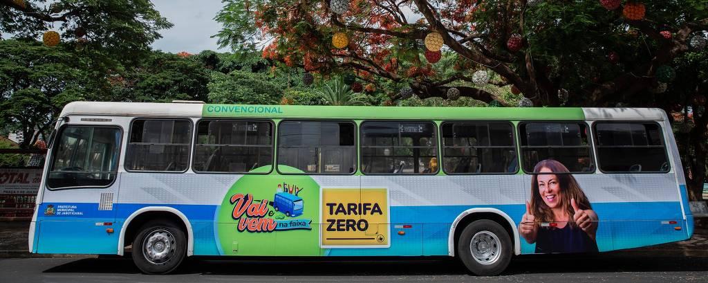 Ônibus da Prefeitura de Jaboticabal volta a circular, gratuitamente,  três dias antes da eleição