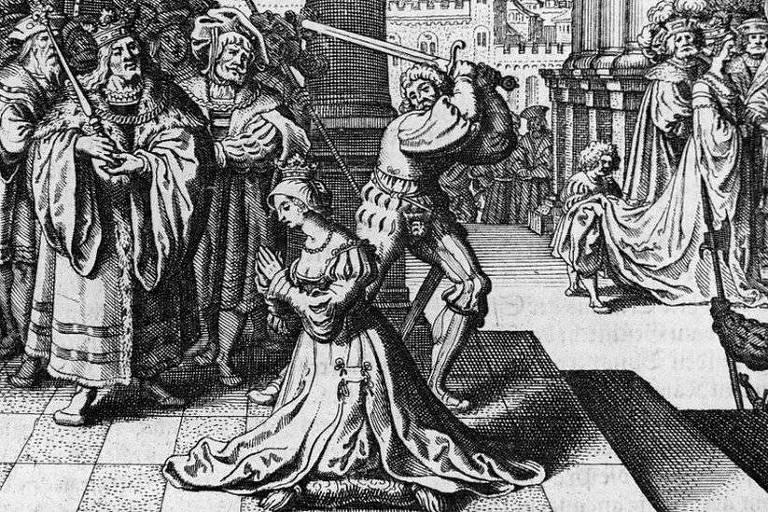 Espadachim francês foi trazido especialmente para execução de Ana Bolena
