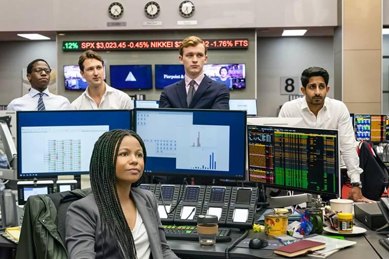 Veja cenas de 'Industry', série da HBO