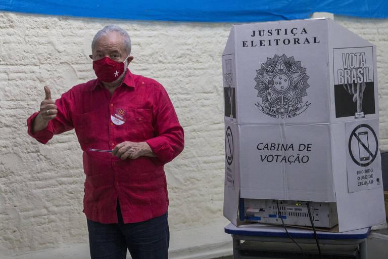 1º turno das eleições municipais 2020