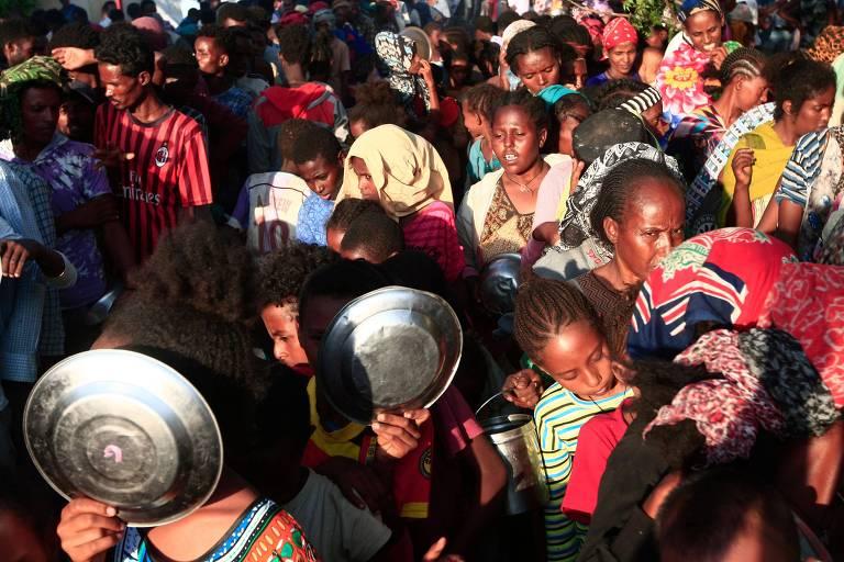 Ao menos 34 pessoas morrem em ataque a ônibus na Etiópia, informa governo
