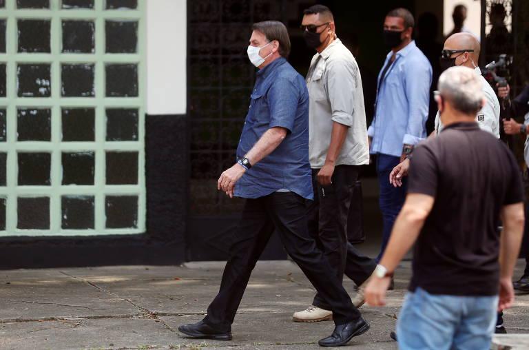 Veja os principais políticos votando no Brasil