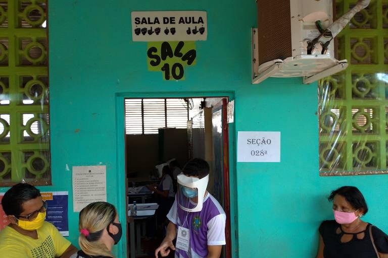 Eleições no Amapá em meio ao apagão de energia