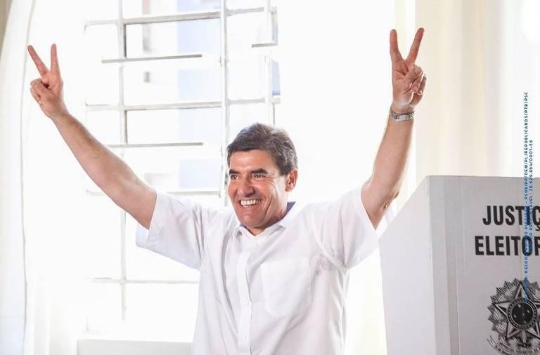 Duarte Nogueira vence eleição em Ribeirão Preto