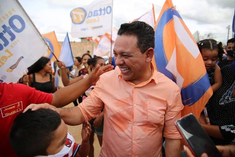 Vice-prefeito e deputado federal vão ao segundo turno em Boa Vista