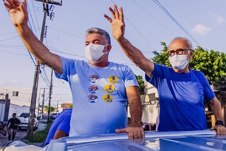 Conheça os candidatos à Prefeitura de João Pessoa