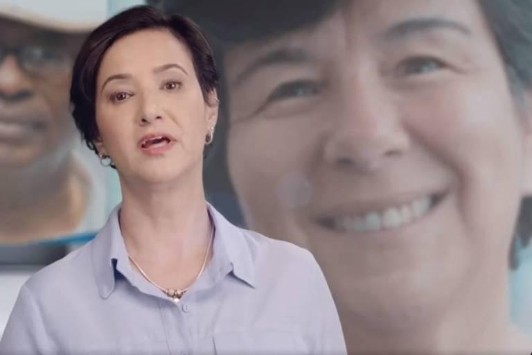 Jaqueline Coutinho, prefeita de Sorocaba e candidata à reeleição pelo PSL