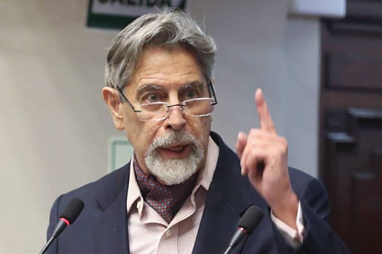 Congresso peruano elege novo líder, virtual quarto presidente desde 2016