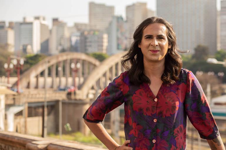 Duda Salabert, vereadora mais votada em BH