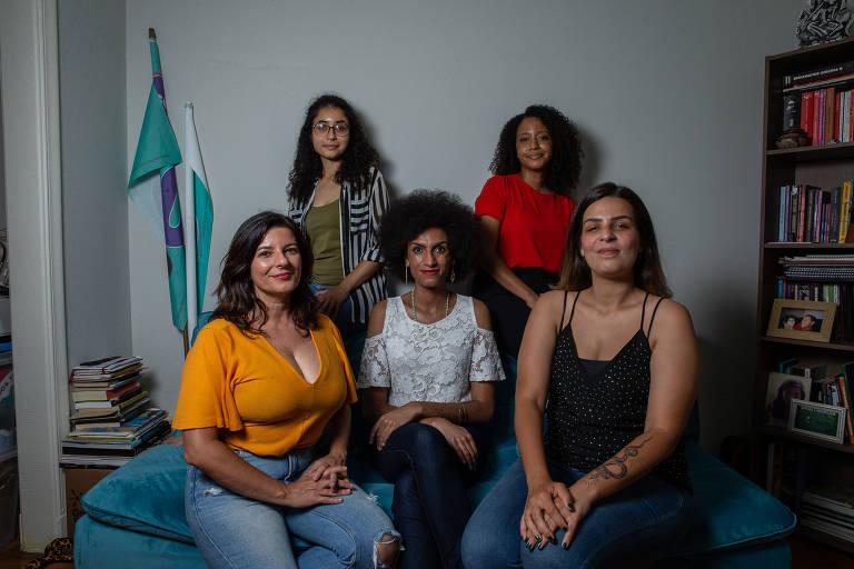 As 'covereadoras' eleitas para uma cadeira na Câmara de SP