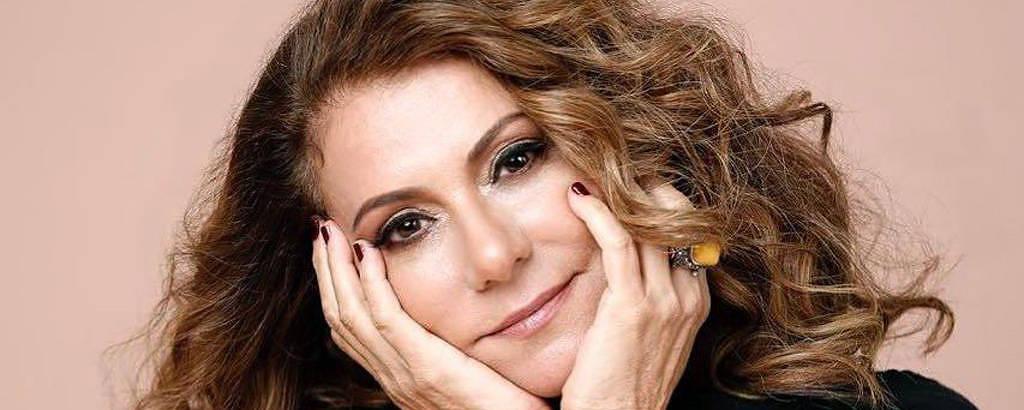 A atriz Patricya Travassos