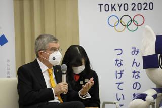 (SP)JAPAN-TOKYO-BACH-KOIKE-MEETING