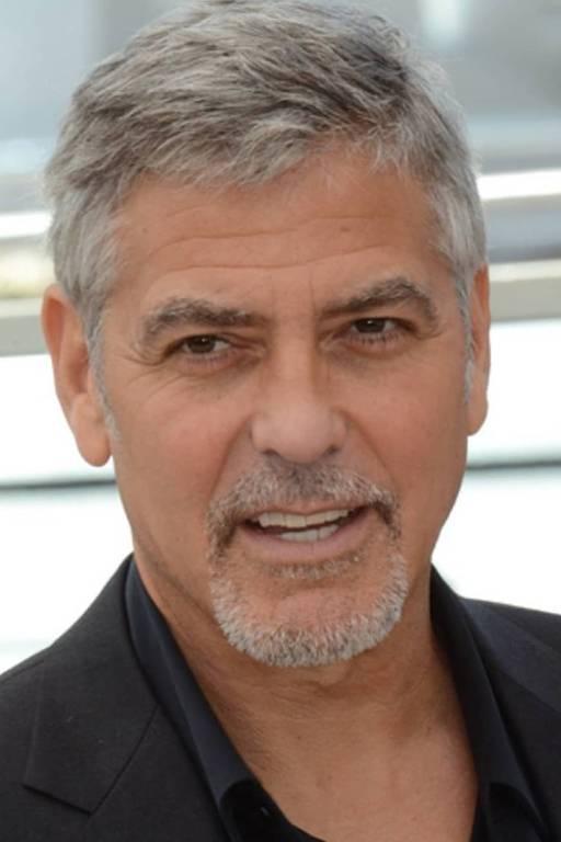Imagens do ator George Clooney