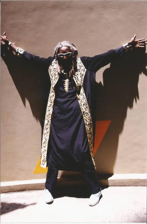 Novo museu revela como Itamar Assumpção foi um afrofuturista extravagante