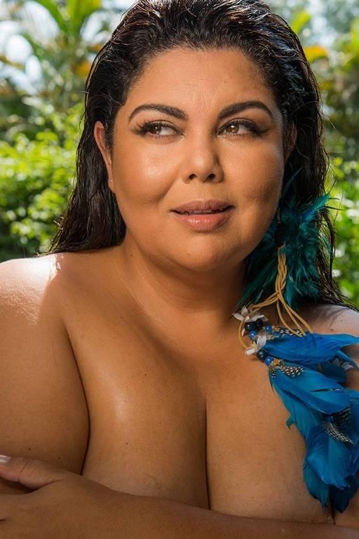 Imagens da atriz Fabiana Karla