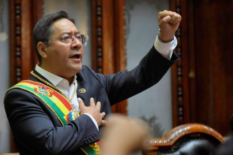 Presidente da Bolívia nomeia nova cúpula militar e pede garantias a seu governo