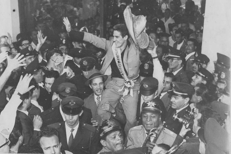 60 anos do primeiro título mundial de Eder Jofre