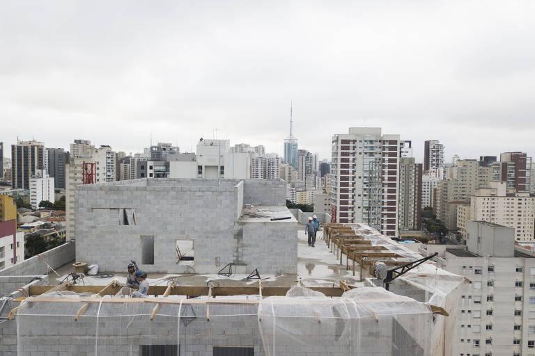 Vila Mariana é recordista de novos prédios residenciais em 2020