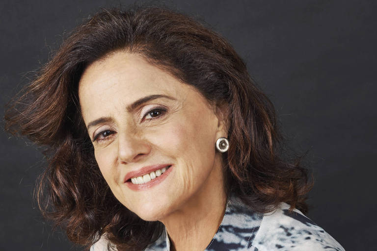 A atriz Marieta Severo