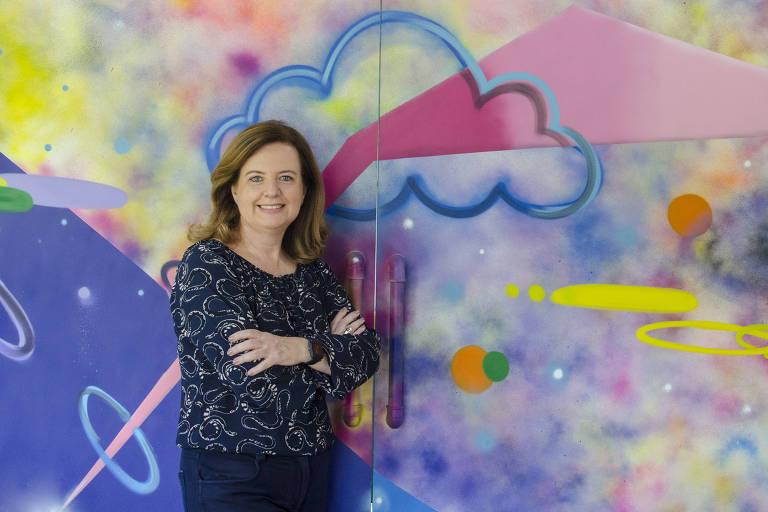 Andrea Gomides, fundadora do Instituto Ekloos, que acelera negócios de impacto social