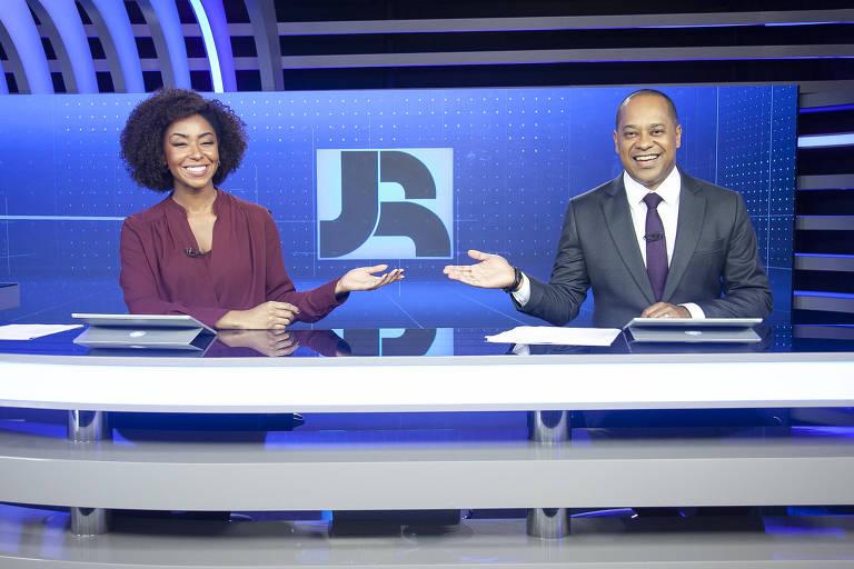 Record abre bancadas de noticiários para a representatividade no Dia da Consciência Negra