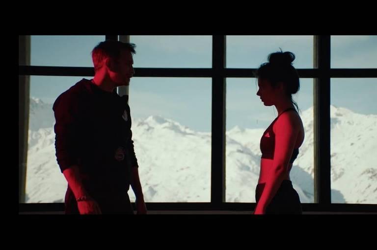 """Cena de """"Slalom"""" (2020), de Charlène Favier"""