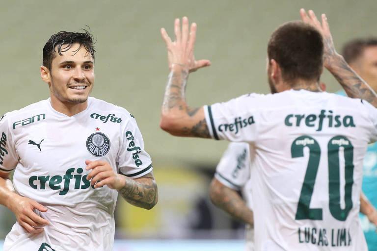 Palmeiras empata com Ceará e está na semifinal da Copa do Brasil