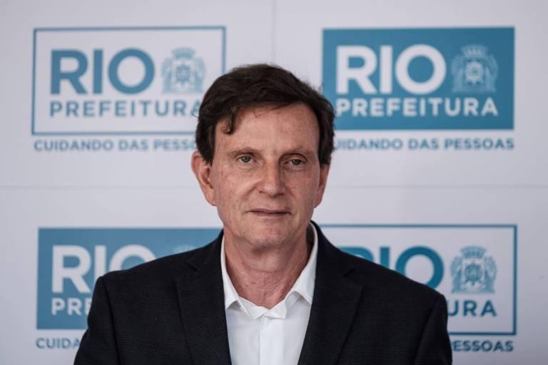 Marcelo Crivella, prefeito do Rio