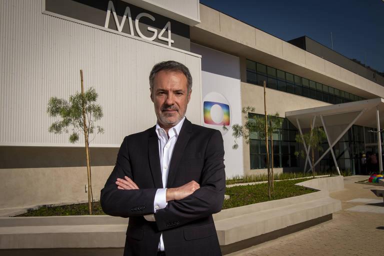 Ricardo Waddington assume a direção de Entretenimento da Globo