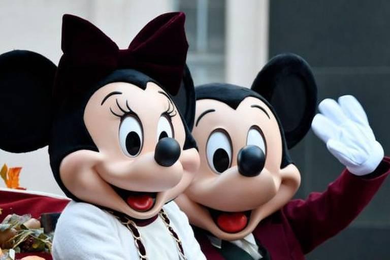 Abigail criticou recentemente a reabertura dos parques da Disney em meio à pandemia de covid-19
